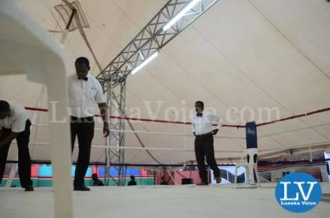Esther Phiri vs Evelyn Odoro of Kenya