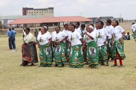 Edith Nawakwi launches FDD 2015 Presidential campaign