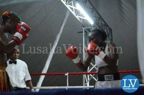 Esther Phiri vs Evelyn Odoro