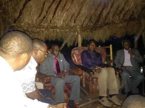HH visits Paramount Chief Henry Kanyantta Sosala