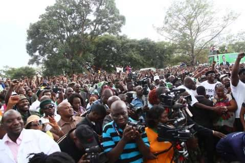 LAUNCH OF PF NATIONAL CAMPAIGN in Pictures,,