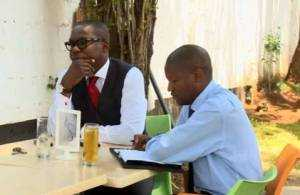 Maybin Madiba Mudenda, a Zambian who specialises in private equity, started out as a schoolboy selling CDs for pocket money before becoming an insurance sales agent.