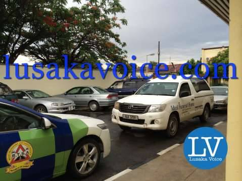 RATSA Director Soko beats Ideal Funeral Home Driver at cfb Hospital in Lusaka onDec 13, 2014 by Lusakavoice.com-4