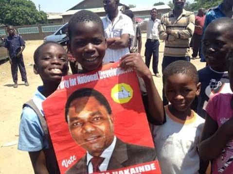Together we can create more jobs for Youths - Hakainde Hichilema