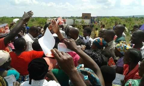 Zambia United- Eastern Province, HH HIchilema    ,