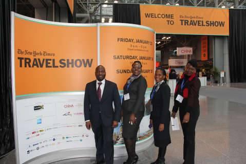 2. L-R. Mr. Chibaula Silwamba, Ms. Doris Kofi, Mrs Chilala Habasimbi and Mrs Angela Chimpinde