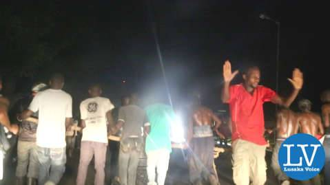Cadres Celebrate Lungu's Victory - Lusaka Voice