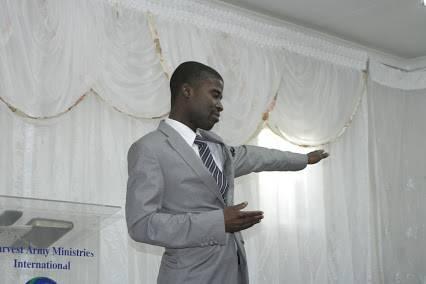 Prophet Austin Liabunya