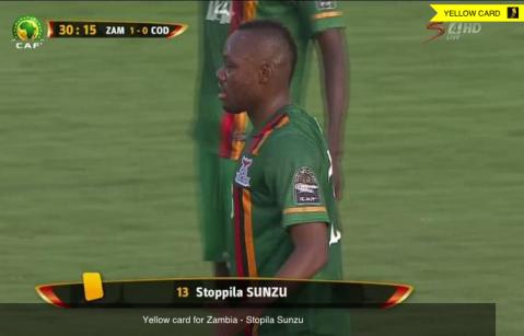 Afcon 2015 Zambia