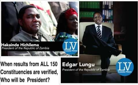 Who will be Zambia's 6th President