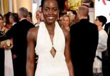 $150K Dress Worn by Lupita Nyong'o at Oscars