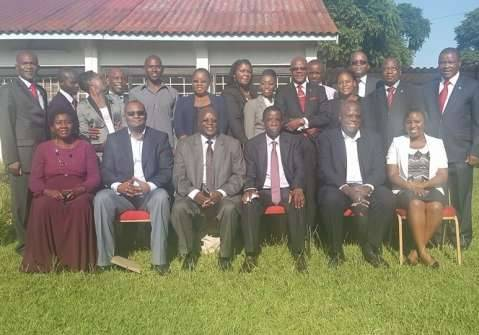 Diplomats graduate, ready for duty