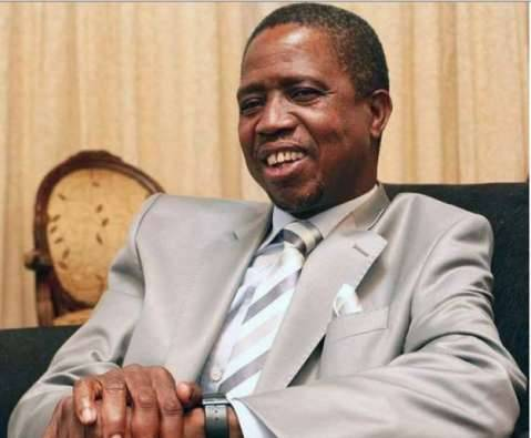 HIS EXCELLENCY MR. EDGAR CHAGWA LUNGU