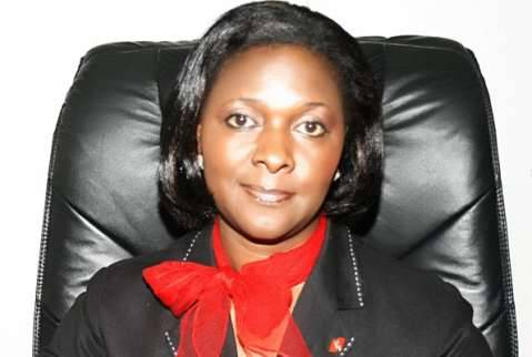 Minister of Commerce, Trade and Industry Margaret Mwanakatwe