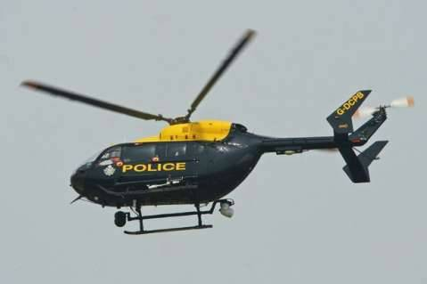 Police Service to get helicopters