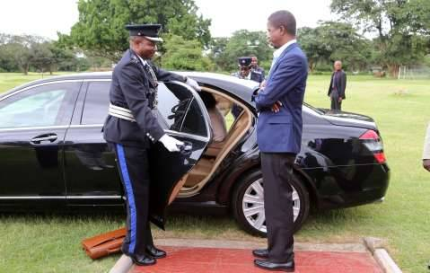 President Edgar Chagwa Lungu