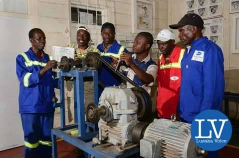 Product Alignment and Refinery Project Launch that was held at the Nakambala Sugar Estate - Lusakavoice.com-3
