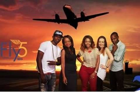 Proflight Fly5 members are Chef 187, Cleo Ice Queen Kanji, Kiki and James Sakala,