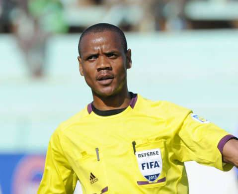 Top Zambian referee Jan Sikazwe will be at the centre of the high temperature Africa Cup qualifier pitting the Super Eagles of Nigeria against Sudan