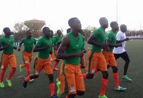 Young Chipolopolo