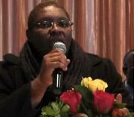 Commission Director Florence Chibwesha