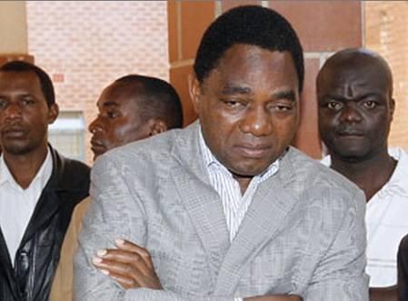 Hakainde Hichilema – HH