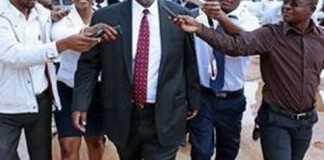 Mr. Mutembo Nchito