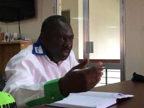 PF Secretary General Davies Chama