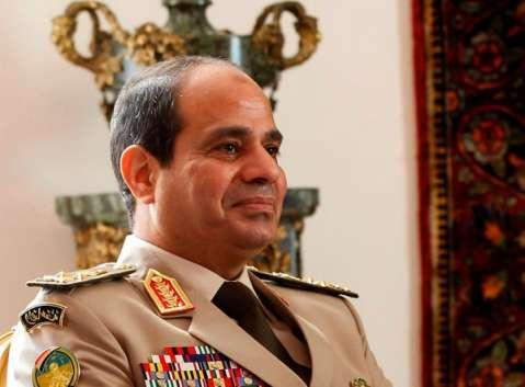President Sisi of Egypt