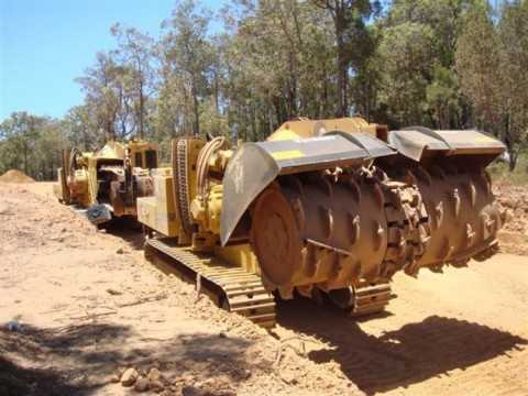 Surface Mining. Surface Excavation Equipment