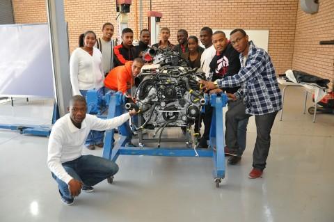 Volvo Diesel Mechanic Apprenticeship