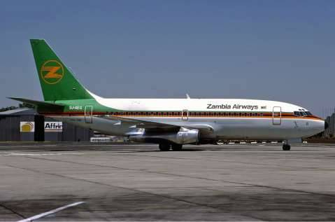 Zambia Airways