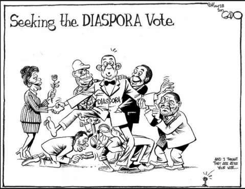 diaspora Vote