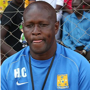 NAPSA Stars head coach Hector Chilombo