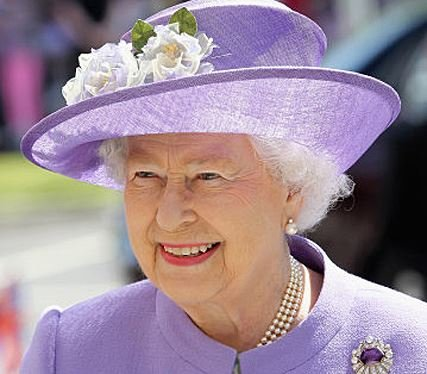 Her Majesty Queen Elizabeth II - British High Commissioner , Zambia