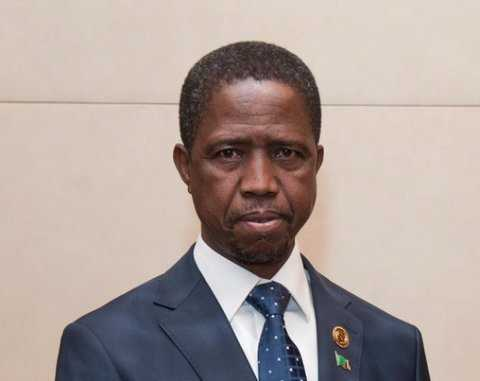 His Excellency Mr. Edgar Lungu, President of the Republic of Zambia on the margins of the 24th Summit of the African Union in Addis Ababa, Ethiopia on 30 January 2015. UN Photo | Eskinder Debebe