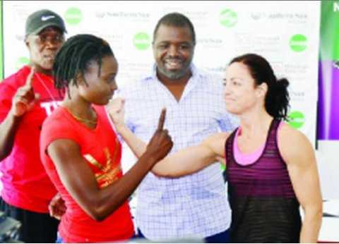 IRISH boxer Christina McMahon says she did not travel this far to Zambia only to lose the World Boxing Council (WBC) bantamweight interim gold title fight to Catherine Phiri.
