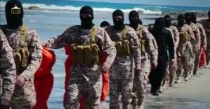 Islamic state beheads christians