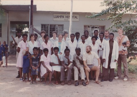 Luampa Mission Hospital