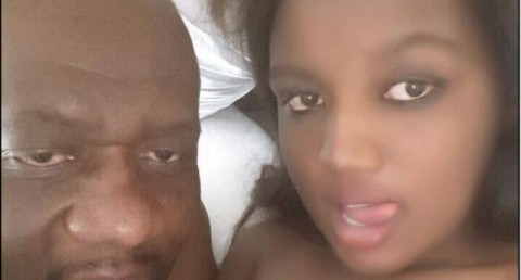 Mainga Mwaanga caught in bed with small girl, Priscilla Ibrahim Taub