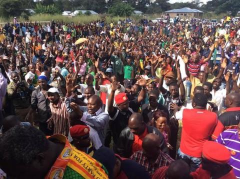 Masaiti Constituency, Copperbelt Province, UPND HH