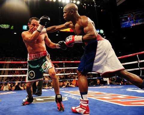 Mayweather vs. Marquez. Floyd Mayweather Jr.