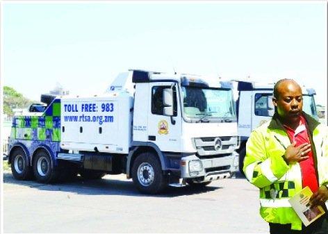RTSA tow trucks
