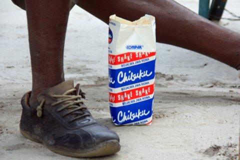 'Shake Shake' aka chibuku beer