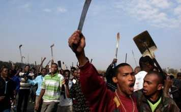 South Africans Entrenched in Xenophobic Violence