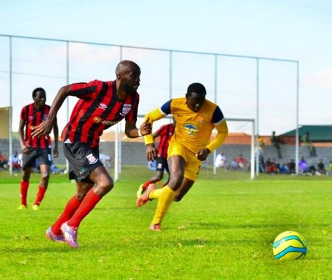 ZANACO OPEN THREE POINT LEAD AT THE TOP