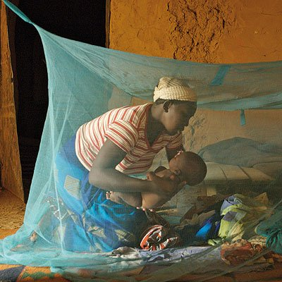 mosquito net-photo credit-flamingofoundation.org/communities