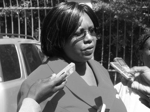 Petauke Central member of Parliament (MP) Dora Siliya