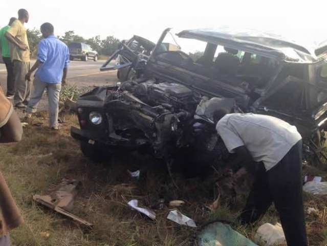 Kalomo accident