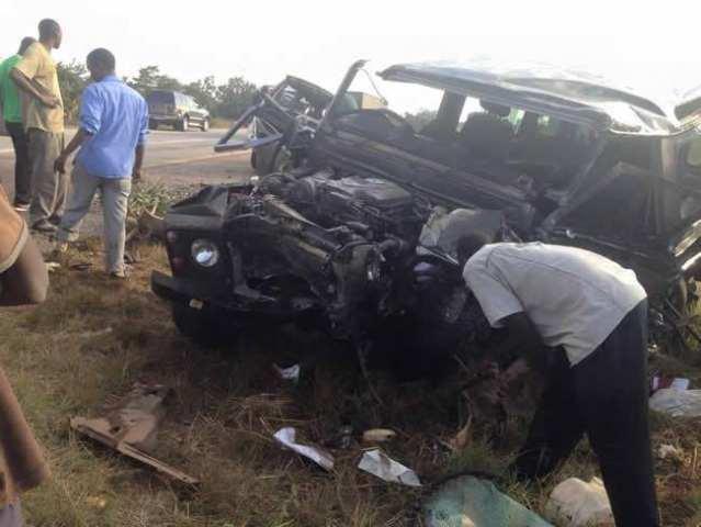 Kalomo accident